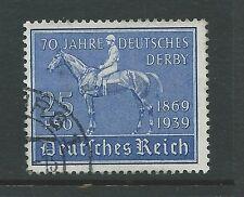 GERMANY 1939 DERBY FINE USED CATGB£21