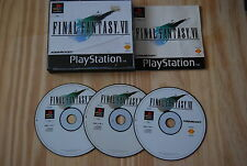 Final Fantasy VII pour PlayStation 1