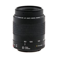 Canon EF 80-200mm f4.5-5.6 II Autofocus Lens (Used)