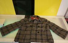 Isaac Mizrahi for Target women's Blazer jacket plaid good shape Size S
