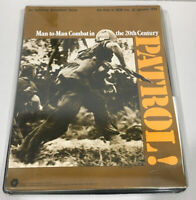SPI 1974 - PATROL game - Man to Man Combat in the 20th Century Vintage