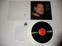 Willie Nelson Sings Kris Kristofferson 36188 Analog 1st '79 EXC Ultrasonic CLEAN