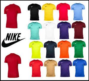 Nike Mens Park VII T-Shirt Top Jersey Football Sports Training Gym S M L XL XXL