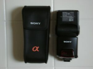Sony HVL F42AM Shoe Mount Flash for  Sony
