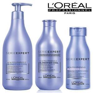 L'Oréal Professionnel Serie Expert Blondifier Cool Purple Shampoo Blonde Hair