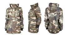 New Le Breve Camo Camouflage Military Parka Jacket Moro Waterproof