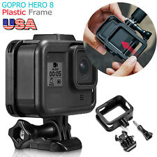 For Gopro Hero 8 Camera Plastic Housing Case Cover Shell Frame Protective USA