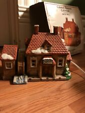 Colonial America Collection Illuminated Water Mill