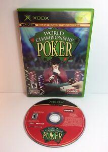 Xbox World Championship Poker