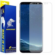 ArmorSuit MilitaryShield - Samsung Galaxy S8 MATTE Screen Protector