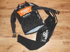 Women's Lycra Long Sleeve Cycling Jerseys