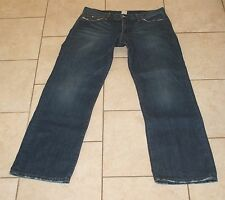 Womens LUCKY BRAND Second Hand Denim Jeans - Size 10 -