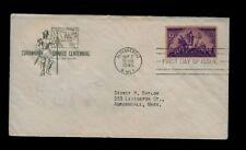 Scott# 898 Coronado Quarto Centennial First Day Cover - House of Farnam Cachet