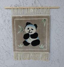 Panda Bear Rug Tapestry Wall Hanging