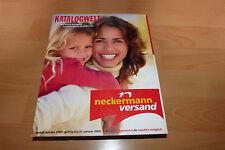 Neckermann Katalog Herbst - Winter 2001