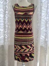 EUC M Missoni Women's Jersey Knit Dress, Rose Bud, Size 42, US 6