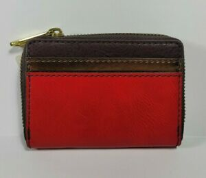 Fossil Wallets, Passport Holders, Coins and ID's-Documents Holders.
