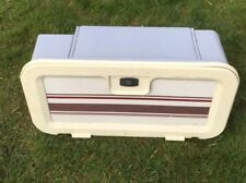 Caravan Battery Locker box