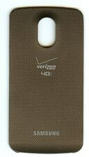 NEW OEM SAMSUNG GALAXY NEXUS I515 SCH-I515 4G VERIZON BACK DOOR BATTERY COVER