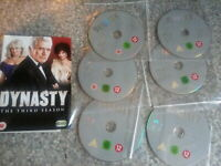 Dvd dynasty the third series discs only (305)