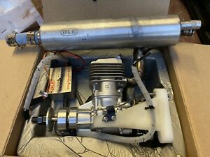 Dle 20 RA Rc Gas Engine