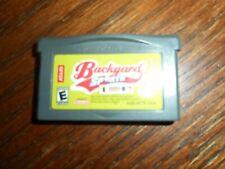 Backyard Sports: Baseball 2007 (Nintendo Game Boy Advance, 2006)