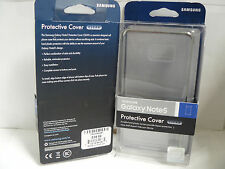 (Lot of 2) Samsung Galaxy Note5 Protective Clear Cell Phone Cases (TMOM64287)