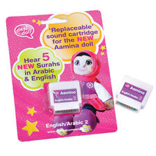 Aamina Cartridge 2 Replaceable Cartridge With 5 New Surahs in Arabic & English