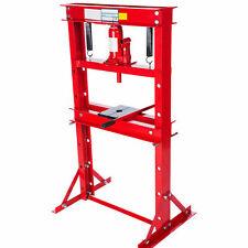 Werkstatt Hydraulikpresse - Rot, 12t (HSP12-LDF)