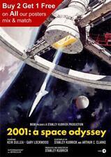 2001 A Space Odyssey 1968 Movie Poster A5 A4 A3 A2 A1