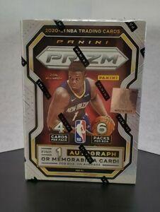 Panini Prizm 2020-21 NBA Blaster Box - Sealed