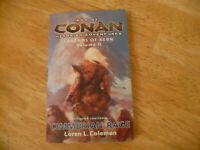 AGE OF CONAN HYBORIAN ADVENTURES- LEGENDS OF KERN VOL 2 - 7/05 - ACE - 1ST PB ED