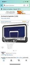 spalding basketball hoop 44
