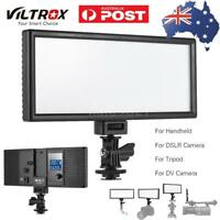 VILTROX L132T 16W LED Video Light Panel Light Fill Light For DSLR 3300-5600K