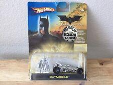 Hot Wheels Batman Begins 2005 Sdcc Comic Con Exclusive Batmobile Silver 1/3000