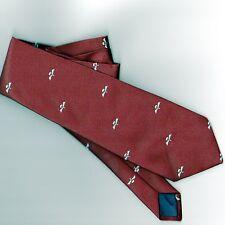 Regimental Tie Polyester Jacquard  PARACHUTE REGIMENT