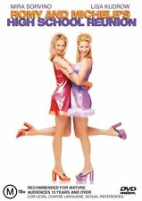 Romy And Michele's High School Reunion NEW R4 DVD