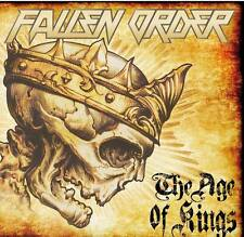 FALLEN ORDER - Age of Kings (NEW*NZ PRIVATE PRESS*ICED EARTH*M.CHURCH)