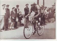 photo presse cyclisme  DESBATS contre la montre TOUR DE FRANCE 1950 st etienne