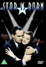 A STAR IS BORN FREDRIC MARCH JANET GAYNOR DELTA 2004 REGION FREE DVD L NEW