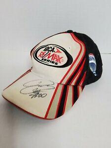Signed ?? Arca Series Racing Cap.