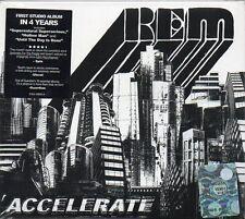 R.E.M. - ACCELERATE - CD (NUOVO SIGILLATO) DIGIPACK