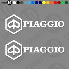 PIAGGIO - Vinyl Sticker / Decal - Motorbike Scooter Heritage Racing 6978-0119