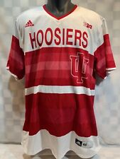 Indiana HOOSIERS #32 Adidas Jersey Size 46