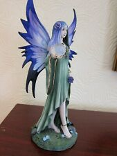 More details for  nemesis now -mystic aura gothic fairy-by anne stokes-excellent condition