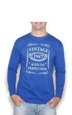 Fruit of the Loom Vintage Langarm Herren-T-Shirts