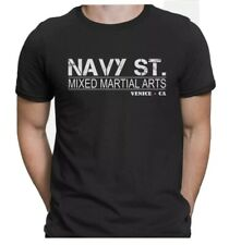 Camiseta Azul Marino Street MMA