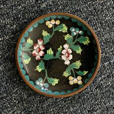 Chinese Cloisonne Disk