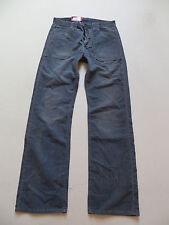 Pepe Jeans BALHAM Cord Jeans Hose, W 31 /L 34, NEU ! Worker Details Cordhose !