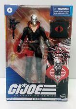 "GI Joe 6"" Classified Destro and Snake eyes Lot"